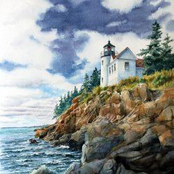 Bass Harbor Head Lighthouse (Tremont, Maine)