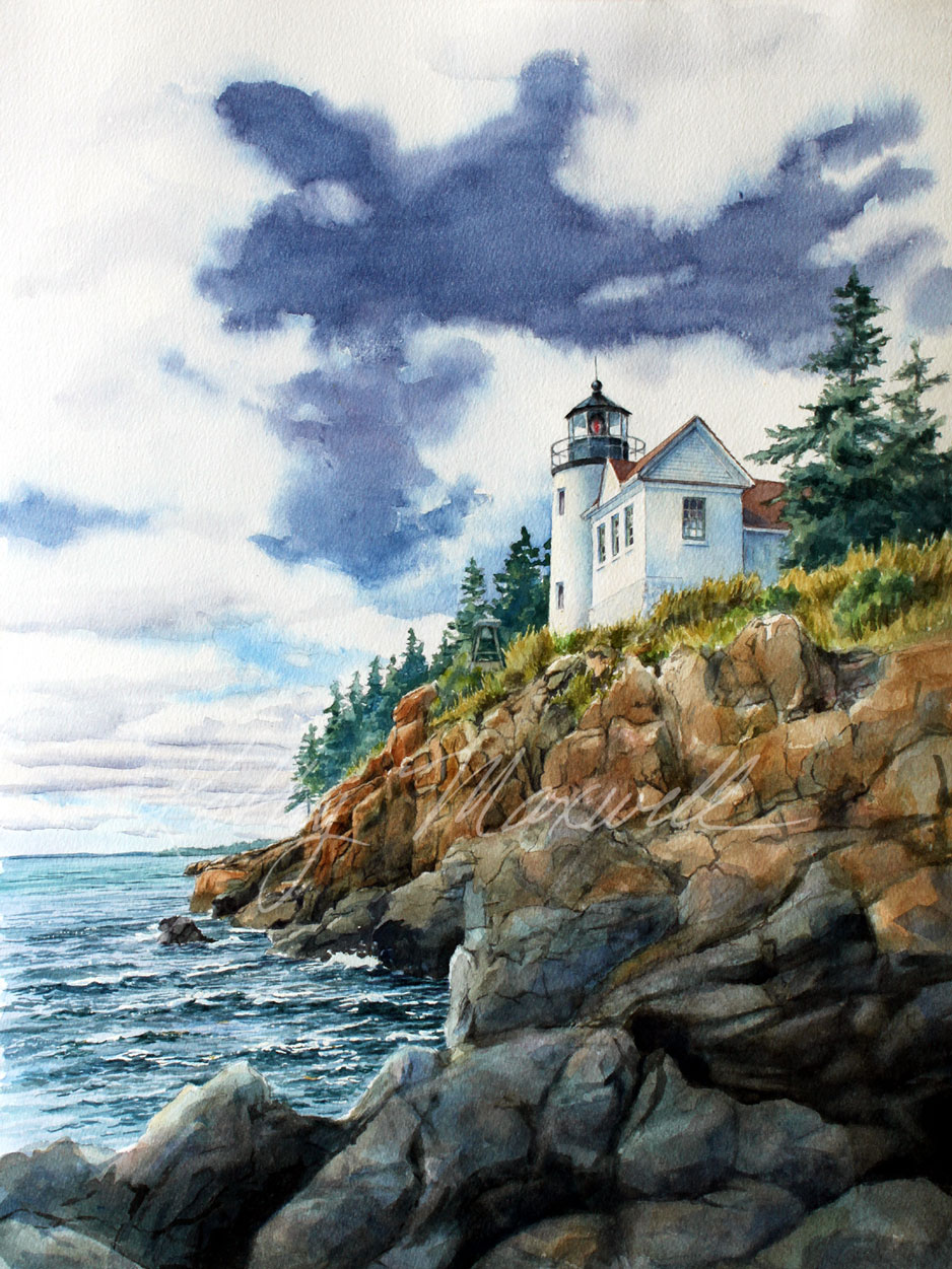Bass Harbor Head Lighthouse (Tremont, Maine)