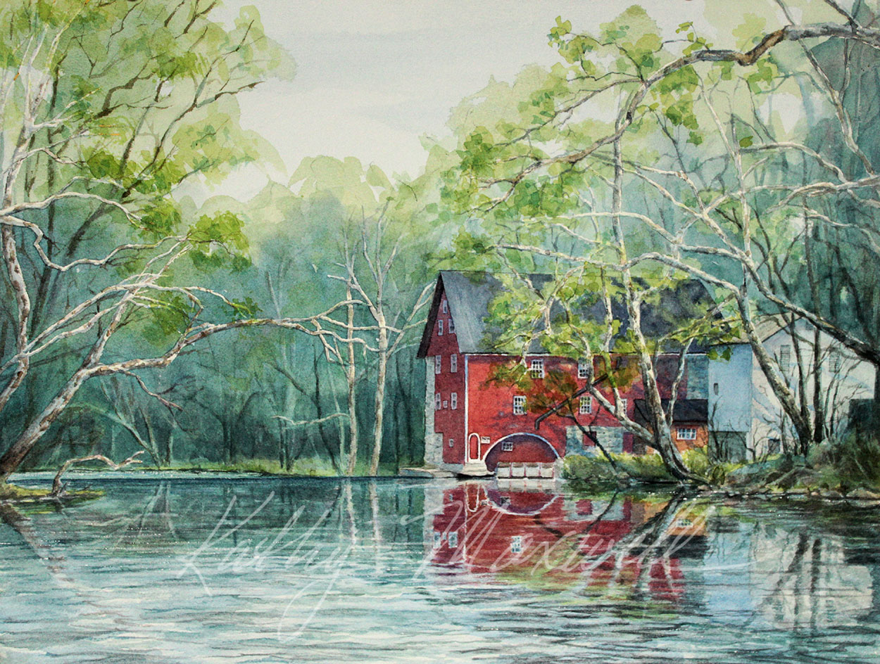 Heishman's Mill