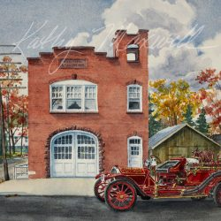 Newville Firehouse (Newville, PA)
