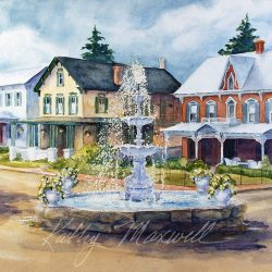 Newville Fountain, Early (Newville, PA)