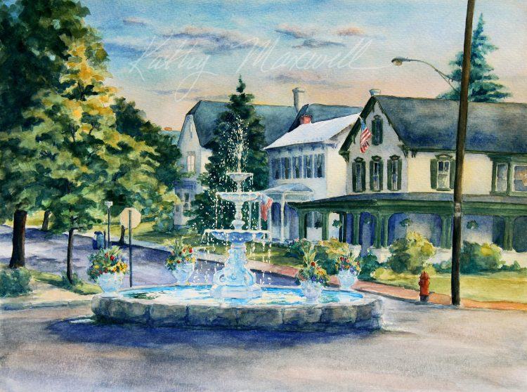 Newville Fountain (Newville, PA)