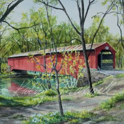 Ramp's Covered Bridge