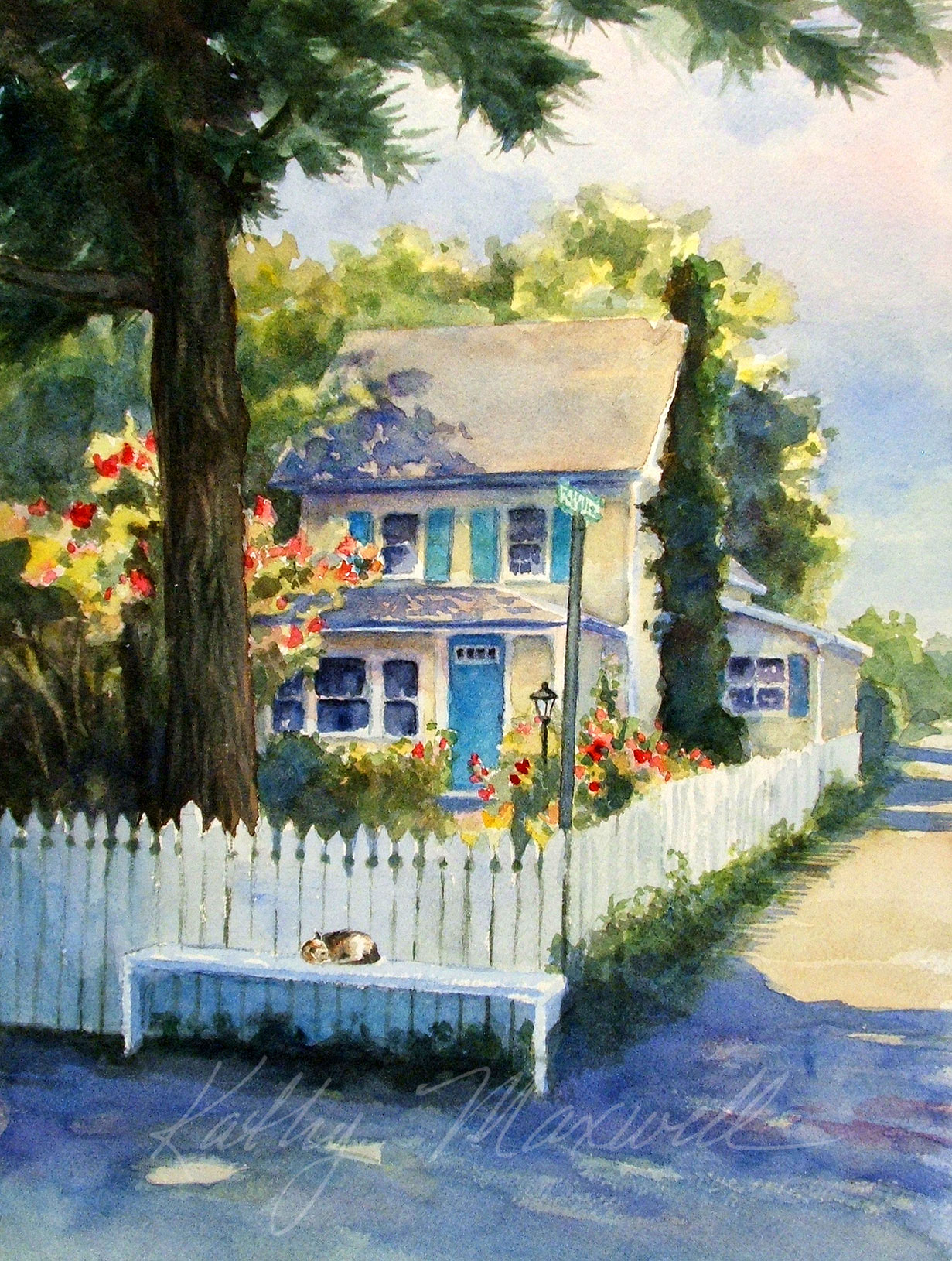 Tangier Island Cottage (Tangier Island, VA)