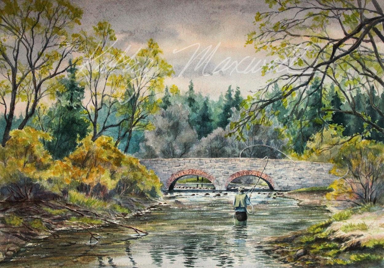 Tollgate Bridge (Newville, PA)