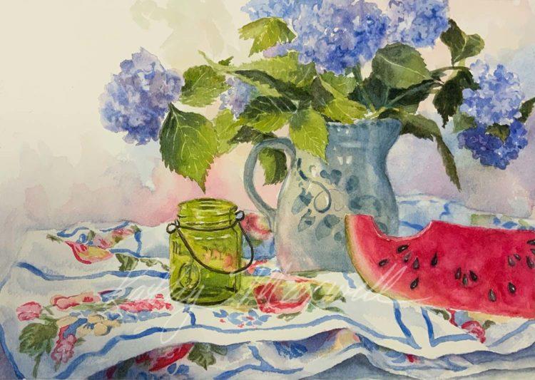 Annie's Hydrangeas