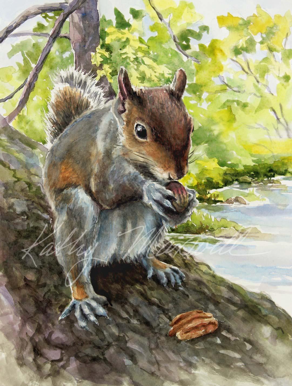 ChippyBug the Squirrel