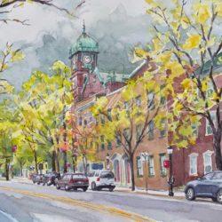 Denny Hall at Dickinson (Carlisle, PA)