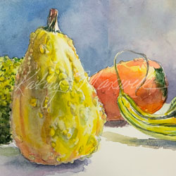 Warty Gourds